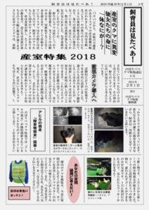 のぼりべつクマ牧場通信(新聞)8号発行!
