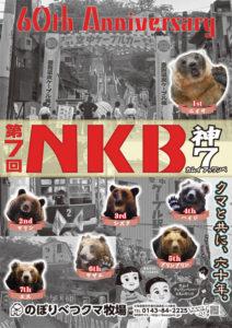 NKB総選挙2018「神セブン」決定!!