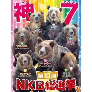 NKB総選挙2021「神セブン」決定!!